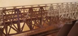 Fachwerkbrücke 1 - spurig