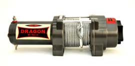 Dragon Winch DWH 4500 Highlander Synthetik