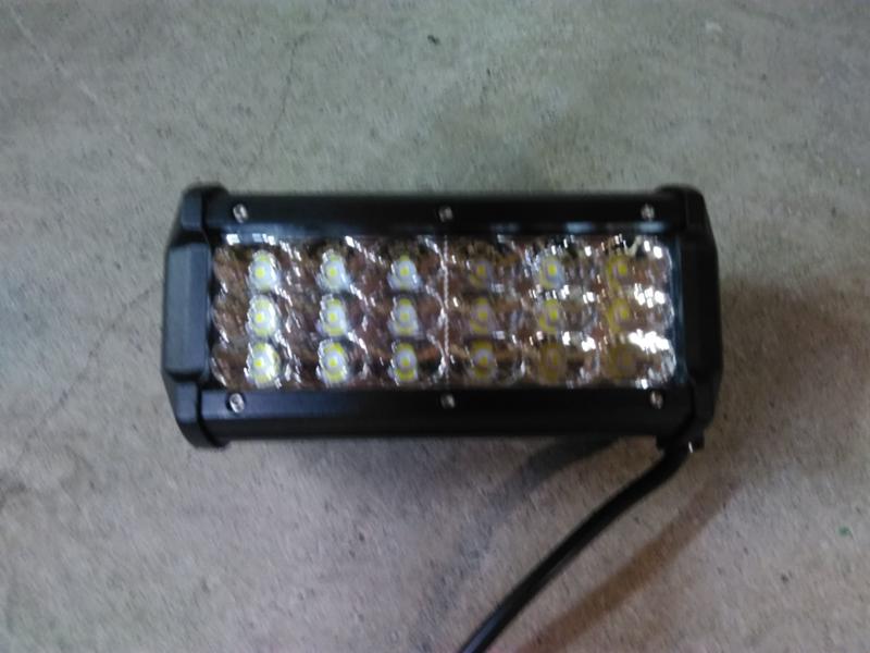 LED Bar 54 W