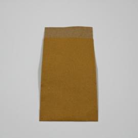 papieren zakje oker , 25 st