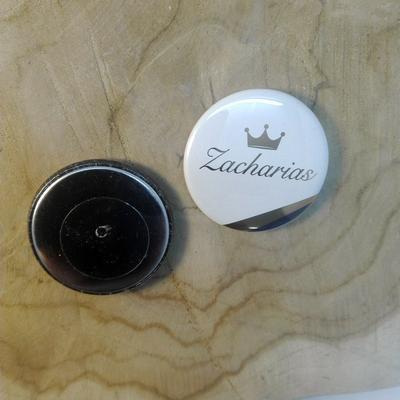 Button magneet 38 mm, foliedruk