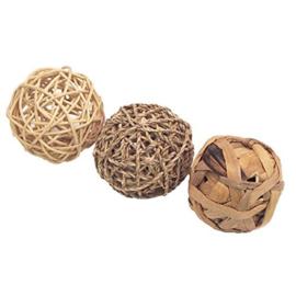 Trio of fun balls