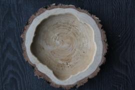 Berken kruidenschaal 30 à 35 cm