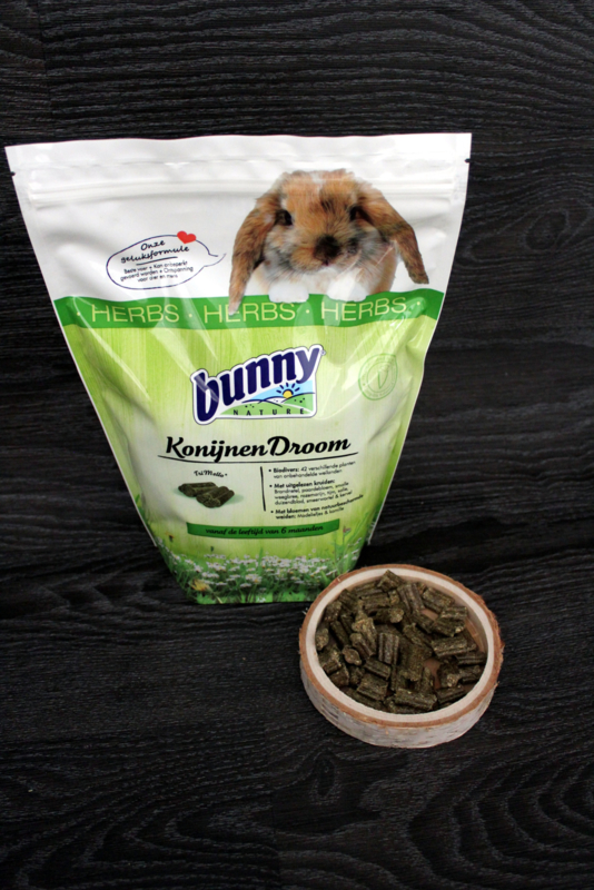 Bunny Nature Herbs 1.5kg
