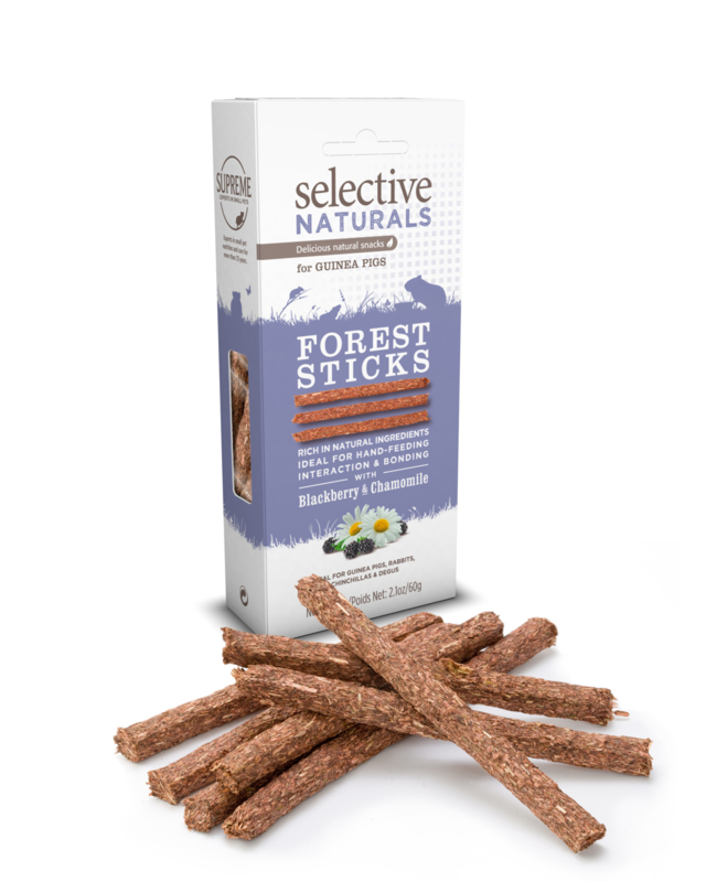 Forest Sticks