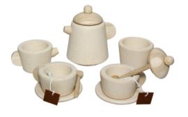 Tea set  - Plan Toys