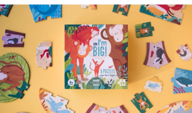 Puzzle - Look! I'm big - Londji