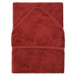 Bath cape - Rosewood - Timboo
