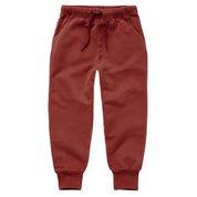 Kids Sweats Pants - Brick Red - Mingo