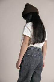 Benny tapered jeans organic - Black - I Dig Denim