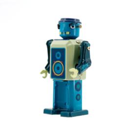 Vinyl Robot - Mr and Mrs Tin