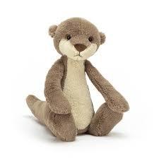 Knuffel - bashful otter medium - Jellycat