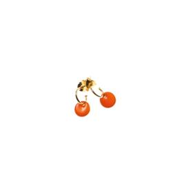 hangers - Thais - orange - Selva Sauvage