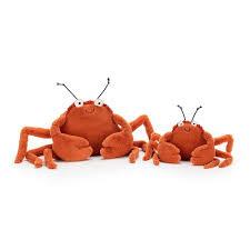 Knuffel - Crispin crab small - Jellycat