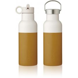 Neo water bottle - Mustard/sandy  mix - Liewood