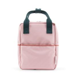 Backpack  - Small  corduroy soft pink - Sticky Lemon