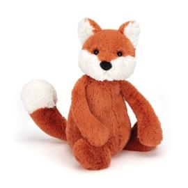Knuffel - bashful fox cub medium - Jellycat