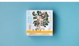 Puzzle Pocket - My tree - Londji