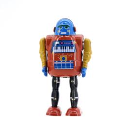 Piano Robot - Mr and Mrs Tin