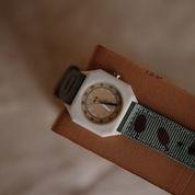 Horloge - Fishes - Mini Kyomo