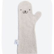 Baby shower glove - Seal Grey - Invented 4 kids