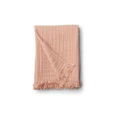 Magda Muslin blanket - Rose - Liewood