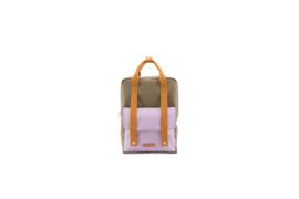Backpack envelope deluxe  - Large - Sticky Lemon