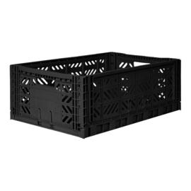 Ay-Kasa - maxi box - zwart - Lillemor