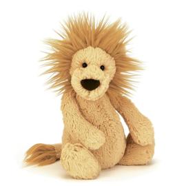 Knuffel - bashful lion medium - Jellycat