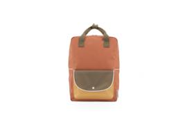 Backpack wanderer  - Large - Sticky Lemon