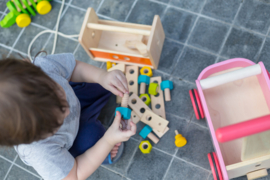 Robot Tool Box - Plan Toys