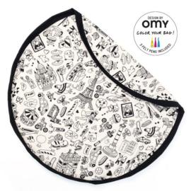Speelgoed opbergzak - OMY Paris - Play&Go