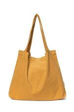 Mom-bag - Mustard rib - Studio Noos