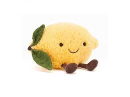 Knuffel - Amuseable lemon small - Jellycat