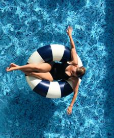 Swim ring Celine - Cannes blue - Petites Pommes
