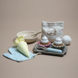 Cup cake set  - Plan Toys
