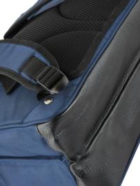 Boekentas L - Bliksem blauw - Caramel&Cie