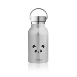 Anker drinking bottle - panda stainless steel - Liewood