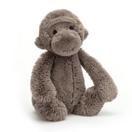 Knuffel - bashful gorilla medium - Jellycat