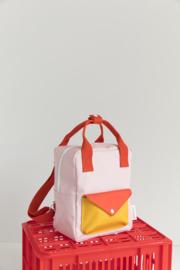 Backpack envelope  - Small - Sticky Lemon