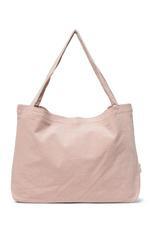 Mom-bag - Dusty pink rib - Studio Noos