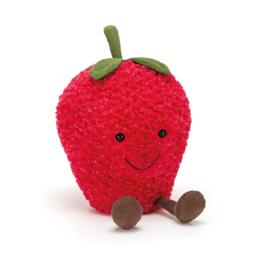 Knuffel - Amuseable strawberry - Jellycat