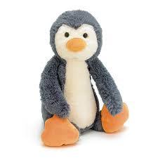 Knuffel - bashful penguin medium - Jellycat