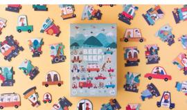 Puzzle - Beep Beep! - Londji
