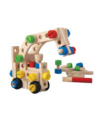 60 constructie set  - Plan Toys