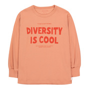 Kids Tee - Diversity is cool - Tinycottons
