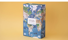 Puzzle - Discover the world - Londji