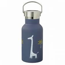 Drinkfles thermos - Giraf - Fresk
