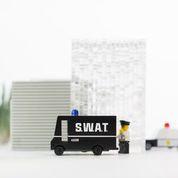 Candyvan - SWAT van - Candylab Toys
