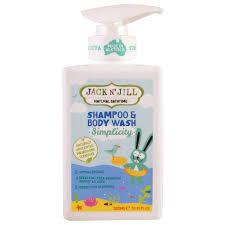 Shampoo & body wash - Simplicity - Jack N'Jill